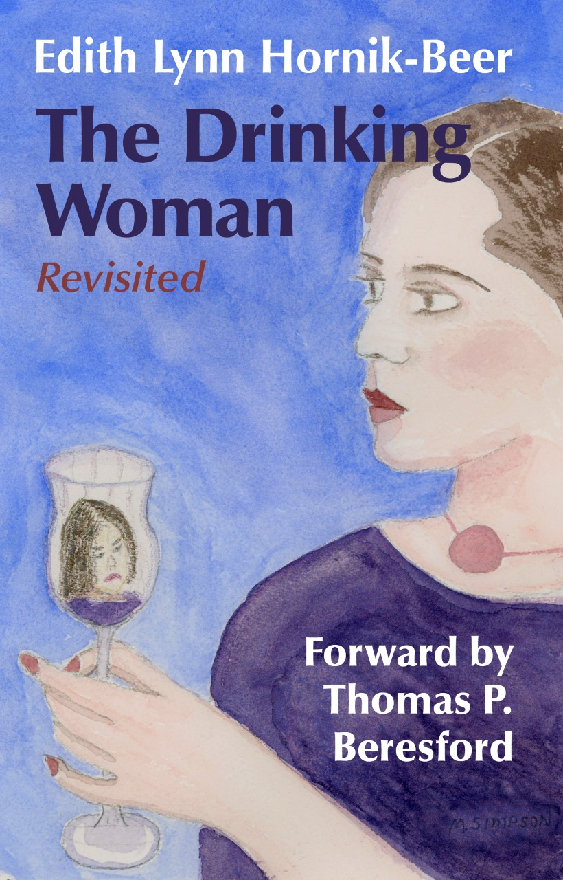cover drinkingwoman